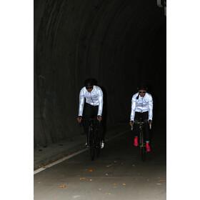 Biehler Technical Reflective Rain Jacket Men wechselhaft